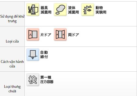 Nồi hấp tiệt trùng nhiệt độ cao Miura SF