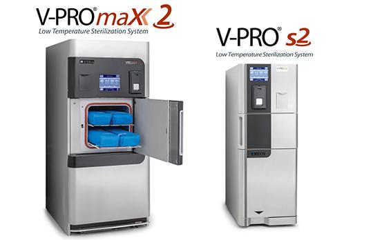 Thiết bị tiệt trùng nhiệt độ thấp VPRO maX 2
